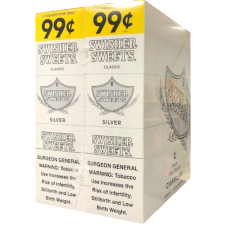 Swisher Sweets Cigarillos Silver 2/.99