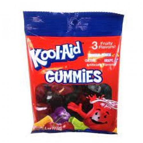 Kool-Aid Tropical Punch Gummies 3 Flavour