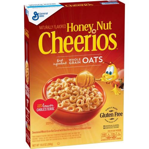 Cheerios, Honey Nut Cereal