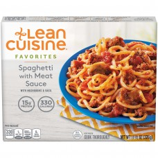 Stouffers Classics Spaghetti With Meat Sauce