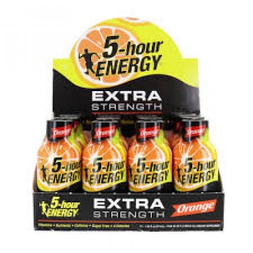 5-Hour Energy Extra Strength Orange