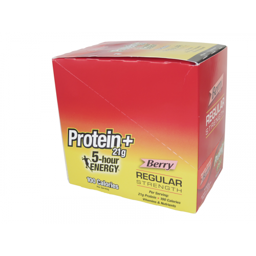 5-Hour Energy Protein Berry