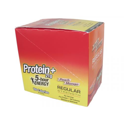 5-Hour Energy Protein Peach Mango
