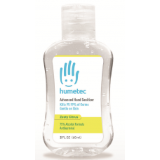 Humetec Hand Sanitizer Zesty Citrus