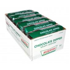 Krispy Kreme Doughnuts Juniors Choclate Dipped