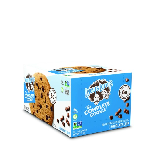 Lenny & Larrys Chocolate Chip 8g Protein