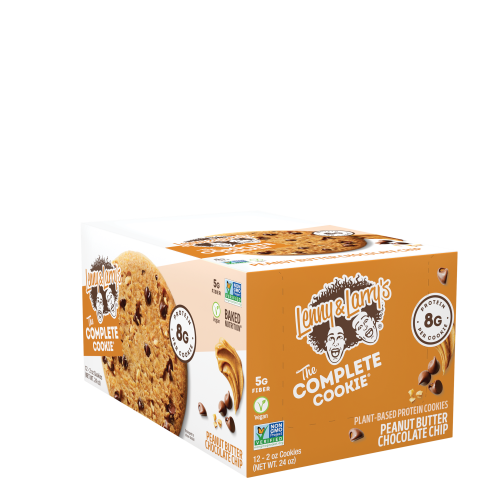 Lenny & Larrys Peanut Butter Chocolate Chip 8g Protein