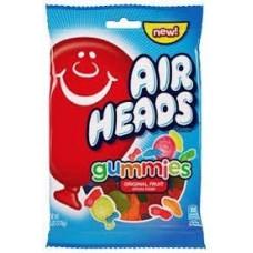 Air Heads Gummies Original Fruit Peg Bag