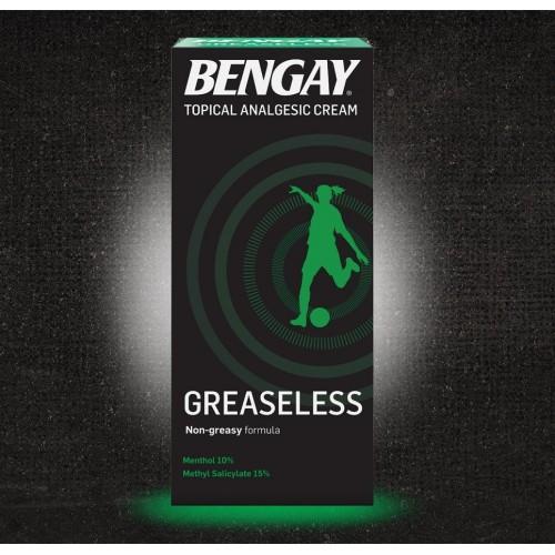 Bengay Gressless
