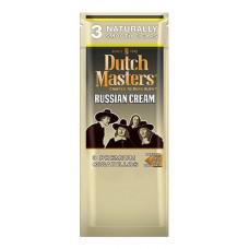 Dutch Master Russian Cream 3pk
