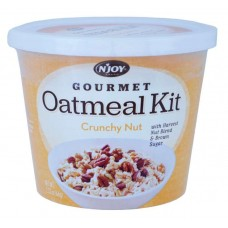NJoy Crunchy Nut Oatmeal Kit