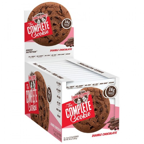Lenny & Larrys Complete Cookie Double Chocolate 16g Protein