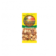 Island Snacks Mixed Nuts 50z.