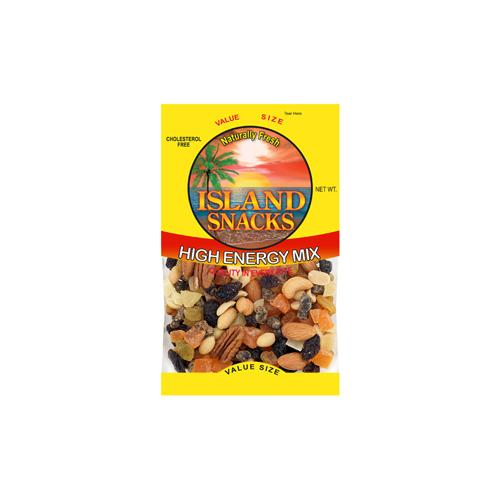 Island Snacks High Energy Trail Mix