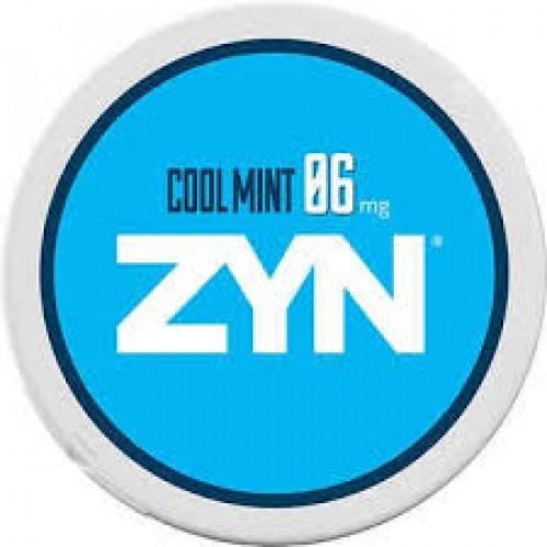 Zyn Cool Mint Nicotin Pouches