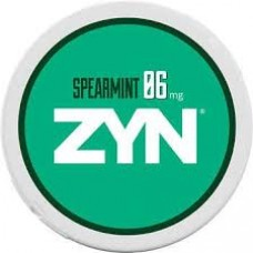 Zyn Spearmint Nicotine Pouches