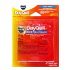 Dayquil Severe Blister Pack