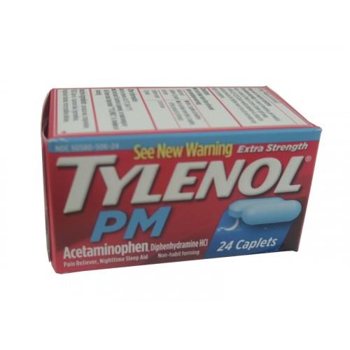 Tylenol PM Extra Strength Caplets