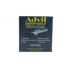 Advil Liquid Gel Capsule Pouches