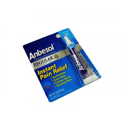 Anbesol Regular Strength Gel