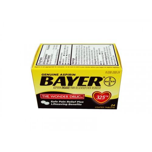 Bayer Aspirin 325 Mg.