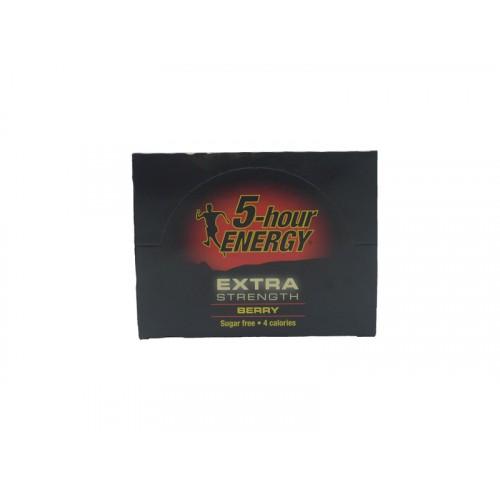5-Hour Energy Extra Strength Berry