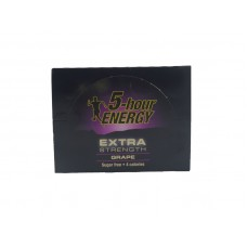 5-Hour Energy Extra Strength Grape