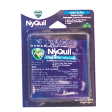 Nyquil Severe+ Blister Pack