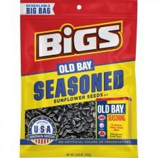 Bigs Sun Flower Seeds old Bay Seasoned