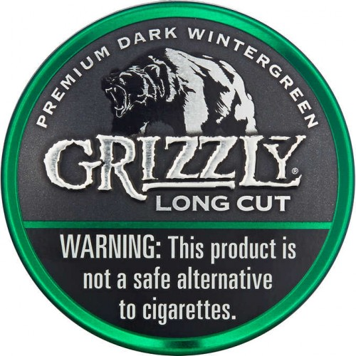 Grizzly LongCut Wintergreen 50c Off