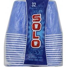 Solo Plastic Cups 12oz
