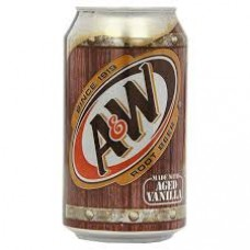 A & W Root Bear Can 12oz