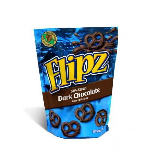 Flipz Dark Chocolate Covered Pretzels