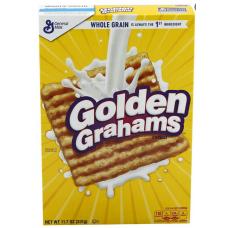 Golden Grahams Cereal