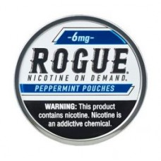 Rogue Peppermint 6mg Nicotine Pouches