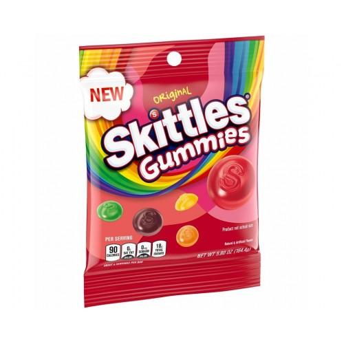 Skittles Gummies Original