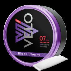 Velo 07mg 20Nicotine Pouches Black Cherry