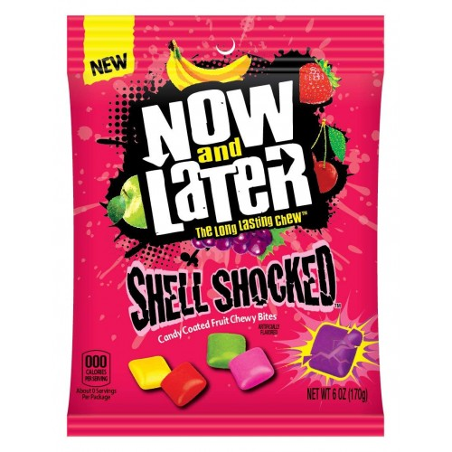 Now & Later Shell Shocked
