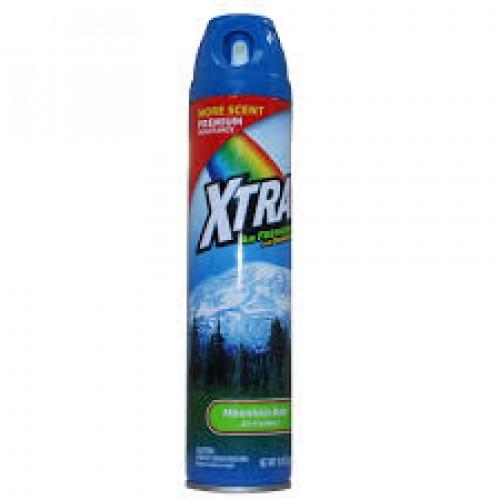 XTra Air Freshener And Odor Eliminator Mountain Rain