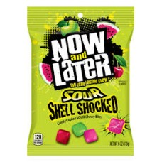 Now & Later Sour Shell Shocked