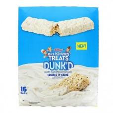 Rice Krispies Treats Dunkd Cookies N Creme