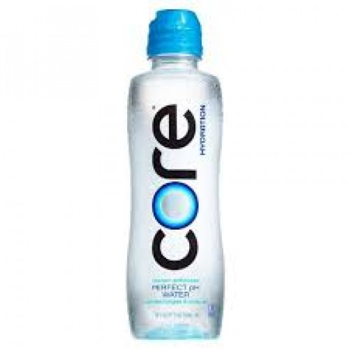 Core Natural Hydration Water Ultra Purified electrolyte Sports 707ml