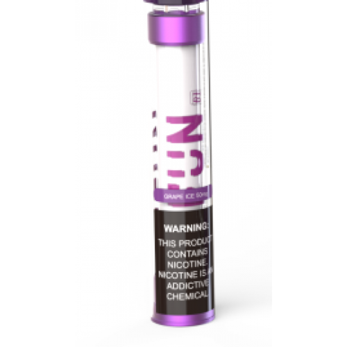 VFUN Disposable with LED flashlight - Grape Ice