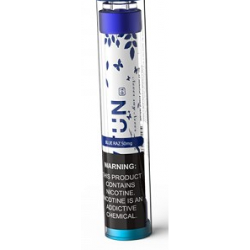 VFUN Disposable with LED flashlight - Blue Razz