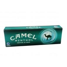 Camel Crush Menthol  Kings Box