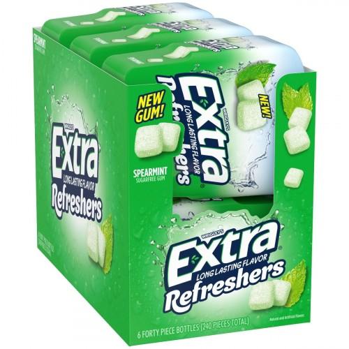 Wrigleys Extra Refreshers Spearmint
