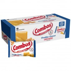 Combos Cheddar Cheese Crackers