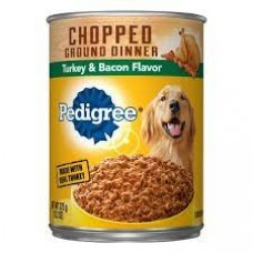 Pedigree Turkey & Bacon Flavor