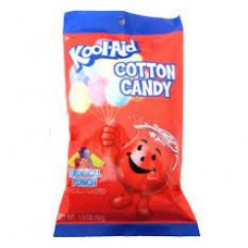Kool-Aid Tropical Punch Cotton Candy