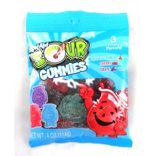 Kool-Aid Sour Gummies 3 Flavour
